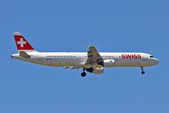HB-IOK Airbus A.321-111 Swiss International Air Lines AGP 01-07-18 (PlanecrazyUK) Tags: lemg malaga–costadelsolairport malaga costadelsol hbiok airbusa321111 swissinternationalairlines agp 010718