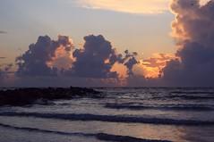 Wave Sets Rolling In (PelicanPete) Tags: artisticsunrisephotography sunrise florida summer northernflorida 7518 unitedstates usa saintaugustineflorida villanobeach 2018 beach sea sand water atlanticocean coth5