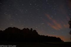 Sternenspuren (FL0RI06) Tags: nacht sterne sternenhimmel milchstrase