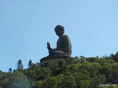 Великий Будда Гонконг Hongkong InterNetri 0245