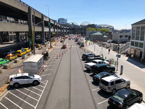Preparing to move Alaskan Way to the west