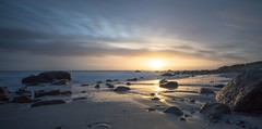 Holmestø_IIV (Tommy Quinn) Tags: beach brusand beautiful sunset seascape canoniv canonef1635f4 leebigstopper