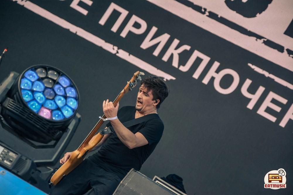 """Выступление группы Animal ДжаZ на фестивале """"Нашествие 2018"""" репортаж фото Екатерина Томащук"""