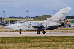 Royal Air Force, Tornado GR4, ZG792 / 138. (M. Leith Photography) Tags: raf lossiemouth moray scotland royal air force jet panavia tornado gr4 sunshine side aviation photography mark leith nikon lossie