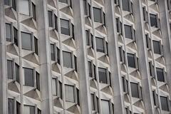 Windows of Opportunity ([dscphoto]) Tags: pattern toronto facade windows building geometry lines architecture window geometric concrete