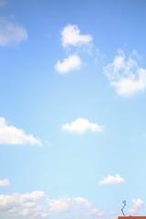 Le ciel  (Light up the sky) (RW-V) Tags: canoneos70d canonefs35mmf28macroisstm zwolle stadskantoorzwolle municipaloffice wolken clouds nuages sky ciel lucht delamp jeroenhenneman art sculpture sculptuur sooc 100faves 150faves 175faves 200faves 225faves 250faves 275faves 2500views 300faves 325faves