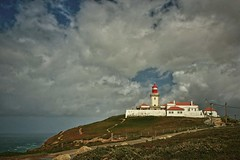 710_8632_ON65za (A. Neto) Tags: sigmadc18250macrohsmos sigma nikond7100 nikon d7100 color sky clouds storm lighthouse portugal cabodaroca sea landscape