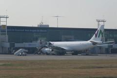 Airbus A330-243 - José Joaquín de Olmedo International Airport, Guayas, Ecuador - July 11, 2018 (mango verde) Tags: gye ecmny jet airplane a330 airbus airbusa330243 wamosair joséjoaquíndeolmedointernationalairport guayas ecuador mangoverde