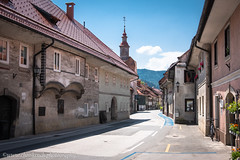 Škofja Loka (www.chriskench.photography) Tags: skofjaloka xt2 slovenia travel kenchie europe ljubljana 18135