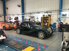 Morgan Plus 8 50th