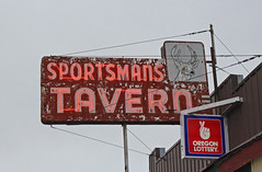 Sportsmans Tavern (skipmoore) Tags: sportsmantavern neon sign