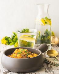 Turmeric Chicken (omer.arahman) Tags: yellow turmeric food indian yummy homecooked