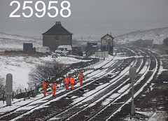 robfrance5d2_25958_040318_network_rail_maintenance_gang_clearing_snow_blea_moor_stf_nr_eng_edr16lr6pse15weblowres (RF_1) Tags: 2018 bad badweather bleamoor britain british clearingsnow cold coldweather covered dales digging england europe european networkrail points rail railroad rails railway railways repair repairers repairing repairs rural sc settlecarlisle snow snowing trackwork trackworkers trackworks transport uk unitedkingdom weather white winter work worker workers working workmen works yorkshire