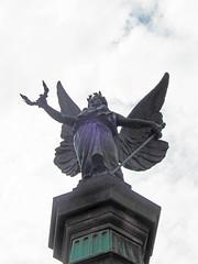 South African War Memorial (John Steedman) Tags: southafricanwarmemorial warmemorial uk unitedkingdom england イングランド 英格兰 greatbritain grandebretagne grossbritannien 大不列顛島 グレートブリテン島 英國 イギリス newcastle tyneandwear