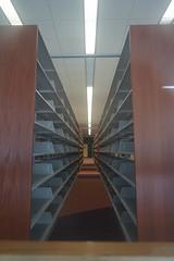 2018-08-FL-194619 (acme london) Tags: 1980 architecture atlanta brutalist concrete fultonlibrary georgia insituconcrete interior library marcelbreuer shelving us