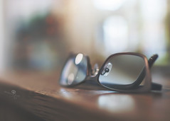 i'll see you (rockinmonique) Tags: 52in52 201852weekthemechallenge glasses dof bokeh macro everydaythings moniquewphotography canon canont6s tamron tamron45mm copyright2018moniquewphotography
