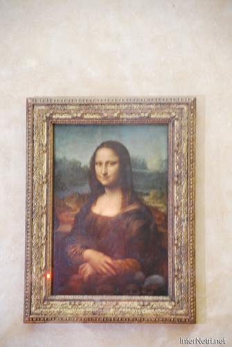 Джоконда - Лувр, Париж InterNetri.Net  07