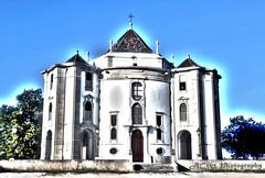 Santário do Senhor Jesus da Pedra, òbidos (nitehawk) Tags: monuments church santuario