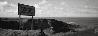 Explosives Zone, Easter Island