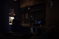 8 hours a day (emiel bleidd) Tags: worker employee restaurant bar pub composition contrast noise thoughts reflection workerjail trabajador empleado restaurante contraste ruido pensamiento reflexion idea concepto sony sonyarii a7ii a72