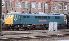 109943 86101 Doncaster Station 12.01.2008 (31417) Tags: 86101 86 doncaster