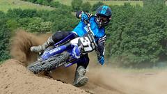 """31"" (Obelus2000) Tags: fz300 fz330 mx motox dirt galecommon motocross yamaha 31 blue"