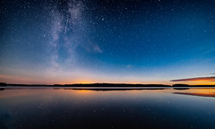 Before The Sunrise (Harles Azza Photography) Tags: landscape nightscape perseids meteor shower milkyway stars sunrise longexpo longexposure