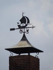 windvaan Apeldoorn (willemalink) Tags: windvaan apeldoorn