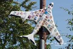#22-RAF100-HERITAGE-ARTS-TRAIL-27-5-18-Ex-RAF-BYLAUGH-HALL-(1) (Benn P George Photography) Tags: raf100 heritageartstrail 27518 bennpgeorgephotography exrafbylaughhall rafmattishall