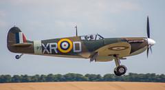 G-AIST Supermarine Spitfire 1A msn WASP/20/2 XR-D as P7308 (eLaReF) Tags: gaist supermarine spitfire 1a msn wasp202 xrd p7308
