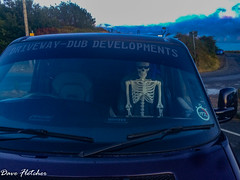 A long Time on Hayling Island (Meon Valley Photos.) Tags: a long time hayling island skeleton van ngc
