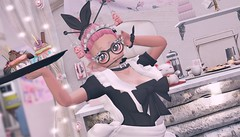 See What It's Come To, I'm Just Your Mistress And Maid. BOUTIQUE#187BLOGPOST (lucidcola resident) Tags: utilizator m4head anime animegirl blackheart wretch 187boutique ayashi kawaii cute maid cake cupcakes sweets blog blogger blogging sl secondlife firestorm