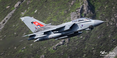 RAF Tornado GR4 ZG752 low level at Honister Pass (NDSD) Tags: low level panavia tornado gr4 honister buttermere west lakes cumbria flying jet raf lake district plane aviation aircraft