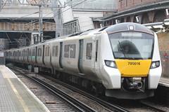 700 016 (laurasia280) Tags: class700 emu thameslink farringdon 700016