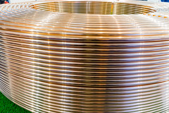 Copper trading tube coils (arnaud_martinez) Tags: exhibition fieramilano industry material trading water business circle coils construction copper exchange layers pipe plumbing raw rings sale spiral stock trade tube tubes wire