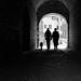 Three on walking, Monschau 2018
