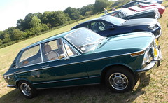 BMW 2000 tii Touring (1972) (andreboeni) Tags: classic car automobile cars automobiles voitures autos automobili classique voiture rétro retro auto oldtimer klassik classica classico bmw 2000 tii touring 2002 wagon kombi combi estate break