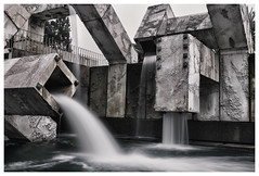 Vaillancourt Fountain (Vic fine art photography) Tags: vaillancourt fountain san francisco sea art wow water travel tree 49ers sky scenery explore