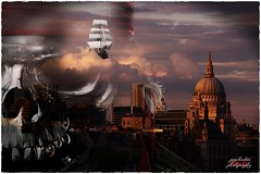 IMG_5292 (psychosteve-2) Tags: pirate ship london clouds stpauls