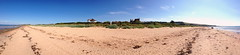 west kilbride & Adrossan beaches (1) (dddoc1965) Tags: dddoc davidcameronpaisleyphotographer westkilbride westofscotland adrossan panoramicphotos iphone july26th2018 sunny warm bluesky sand rocks panoramic sea water ocean islands mainland coastline sandybeaches scenicviews landmarks saltcoats
