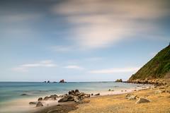 Asturien | Playa de las LLanas 3 (Wolfgang Staudt) Tags: asturia asturien spanien europa playadelasllanas atlantikkã¼ste strand beach atlantik costaverde attraktion tourismus baden badestrand ferien urlaub sommer fuerstentumasturien