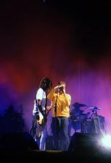 (veronicashab) Tags: albarn damonalbarn gorillaz concert stage people music