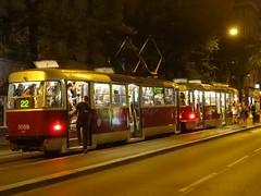 Prague: Tatra T3 Trams (harry_nl) Tags: česko czechia 2018 praha prague tatra t3 tram dpp 8569
