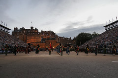 Edinburgh Military Tattoo 2018-73 (Philip Gillespie) Tags: edinburgh scotland canon 5dsr military tattoo international 2018 100 years raf army navy the sky is limit edintattoo raf100 edinburghtattoo people crowd fun lights fireworks dancing dancers men women kids boys girls young youth display planes music musicians pipes drums mexico america horses helicopters vip royal tourist festival sun sunset lighting band smiles red blue white black green yellow orange purple tartan kilts skirts castle esplanade historic annual