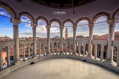 Venezia_0802_Scala_Contarini_del_Bovolo (ivan.sgualdini) Tags: italy seaitaliano architecture art city cityscape contarini italia must scala scalacontarinidelbovolo staircase venezia venice view veneto it