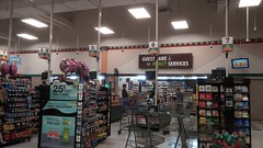 Front End and Mystery Room (Retail Retell) Tags: oakland tn kroger millennium décor era store mirror image twin doppelganger reversed carbon copy former hernando ms fayette county retail 2018 remodel fresh local neighborhood flair historical images captions