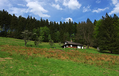 Meadows above Lipňok (Northern Adventures) Tags: czechrepublic czech czechland czechlands czechia česko českárepublika ceskarepublika cesko moravia moravskoslezskébeskydy moravian–silesianbeskids moravian–silesian beskids beskydy may spring