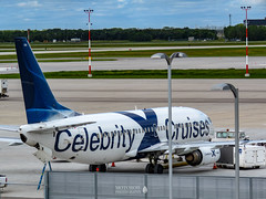 Celebrity Cruises (TO416 Original) Tags: 2018 canada manitoba motoroilphotography to416 travel winnipeg celebritycruises airlines airplane airport winnipegjamesarmstrongrichardsoninternational ywg cgpnl aviation tofouronesix to416original tourism touristattraction tourist