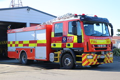 HMQ  32 (ambodavenz) Tags: iveco ml120ec25 fire rolleston fenz fireappliance fireengine fraserfirerescue canterbury newzealand fireemergencynewzealand pumprescuetender