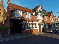 Dorking, The Cricketers (Dayoff171) Tags: gbg2018 greatbritain gbg england europe surrey unitedkingdom boozers rh42ju pubs publichouses thecricketers fullers